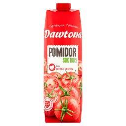 Sok 100% pomidor 1 l