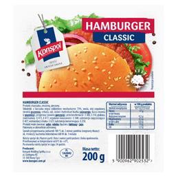 Hamburger classic 200g