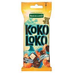 Koko Loko Mieszanka kokosa w czekoladzie i nerkowca w kokosie