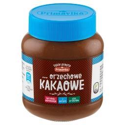 Masło orzechowe kakaowe