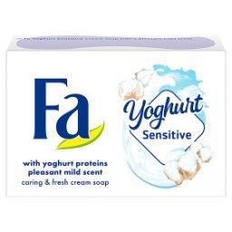 Yoghurt Sensitive Mydło w kostce