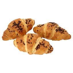 Croissant z nadzieniem czekoladowo-orzechowym