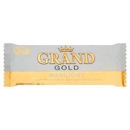 Grand Gold waniliowy Lody waniliowe w mlecznej czekoladzie