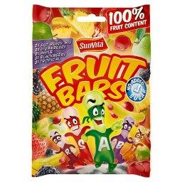 Batoniki owocowe bez dodatku cukru 150 g (10 sztuk)