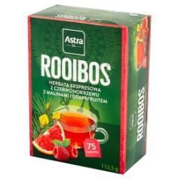 Herbata ekspresowa Rooibos z malinami i grapefruitem 112,5 g