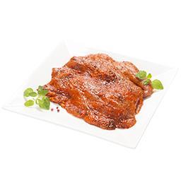 Stek wieprzowy w marynacie na grill