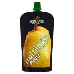 Fruttimuss Purée gruszkowe