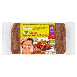 Bio Chleb żytni pełnoziarnisty z amarantusem i quinoa
