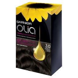 Olia Farba do włosów 3.0 Bardzo Ciemny brąz