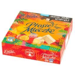 Ptasie Mleczko o smaku sorbetu mango
