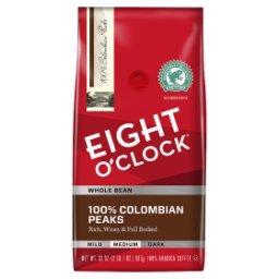 100% Colombian Peaks Kawa palona ziarnista