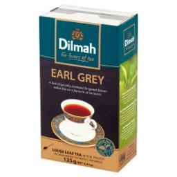 Earl Grey Cejlońska czarna herbata z aromatem bergamoty