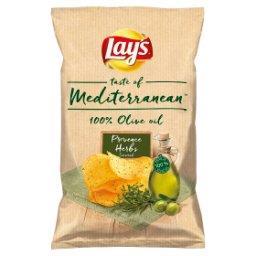 Taste of Mediterranean Chipsy ziemniaczane z ziołami