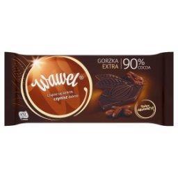 Czekolada gorzka extra 90% Cocoa