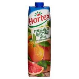 Nektar z cząsteczkami miąższu pomarańcza grejpfrut 1...