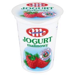 Jogurt malinowy
