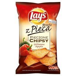 Prosto z Pieca Pieczone chipsy Grillowana Papryka