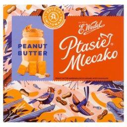 Peanut Butter Ptasie Mleczko