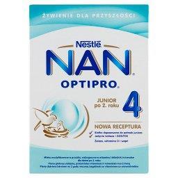 4 Mleko modyfikowane w proszku dla dzieci po 2. roku 800 g