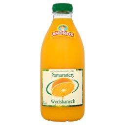 100% sok z pomarańczy wyciskanych 1 l