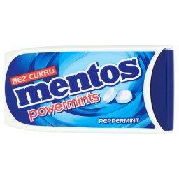 Powermints Odświeżające pastylki bez cukru o smaku miętowym 5,7 g