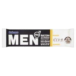Men Pro Baton wysokobiałkowy bananowy