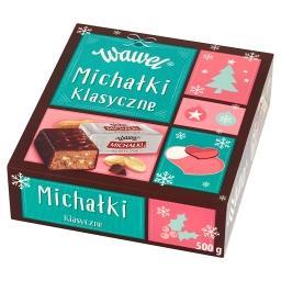 Michałki Klasyczne Cukierki w czekoladzie