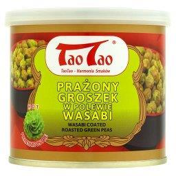 Prażony groszek w polewie wasabi