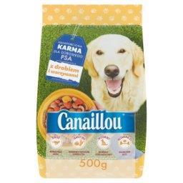 Pełnoporcjowa karma dla dorosłego psa z drobiem i warzywami