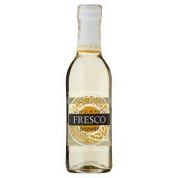 Frizzante Mango & Pesca Wino słodkie półmusujące polskie