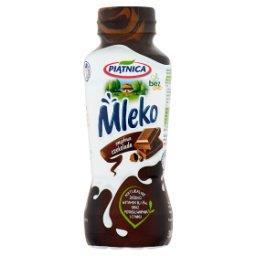 Mleko zmysłowa czekolada