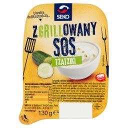 Zgrillowany sos tzatziki