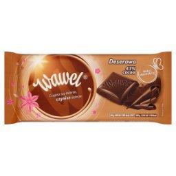 Czekolada deserowa 43% Cocoa