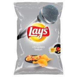 Chipsy ziemniaczane o smaku chrupiącego bekonu