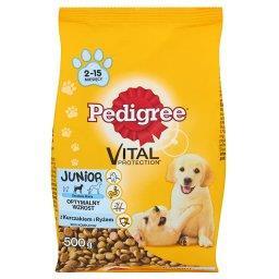 Vital Protection Junior z kurczakiem i ryżem Średnie rasy Karma pełnoporcjowa