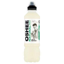Natural Sports Drink Napój niegazowany cytryna-grejpfrut 0,75 l
