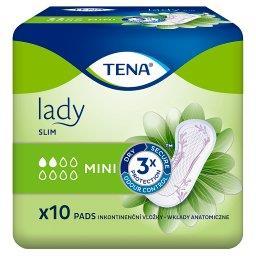 Lady Slim Mini Specjalistyczne podpaski 10 sztuk