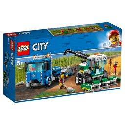 City Great Vehicles Transporter kombajnu 60223