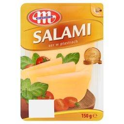 Salami Ser w plastrach