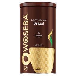 Café Selecionado Brasil Kawa palona mielona