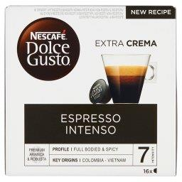 Dolce Gusto Espresso Intenso Kawa w kapsułkach 112 g