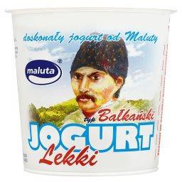 Jogurt typ Bałkański naturalny lekki