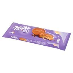 Choco Wafer Wafelki z kremem kakaowym oblane czekoladą mleczną  (5 sztuk)