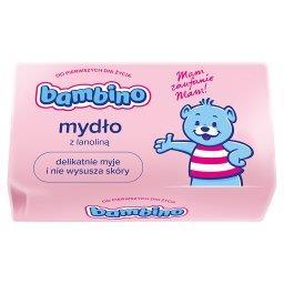 Mydło z lanoliną dla dzieci