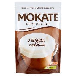 Caffetteria Cappuccino z belgijską czekoladą