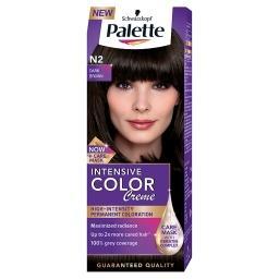 Intensive Color Creme Farba do włosów ciemny brąz N2...