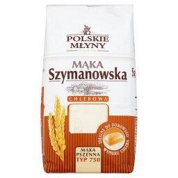 Mąka Szymanowska chlebowa pszenna typ 750