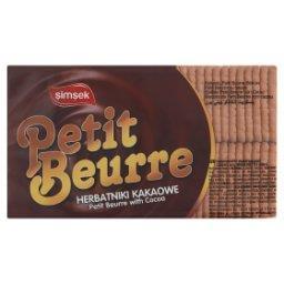 Herbatniki Petit Beurre kakaowe