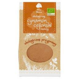 Ekologiczny cynamon cejloński mielony