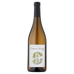 Wino białe wytrawne hiszpańskie